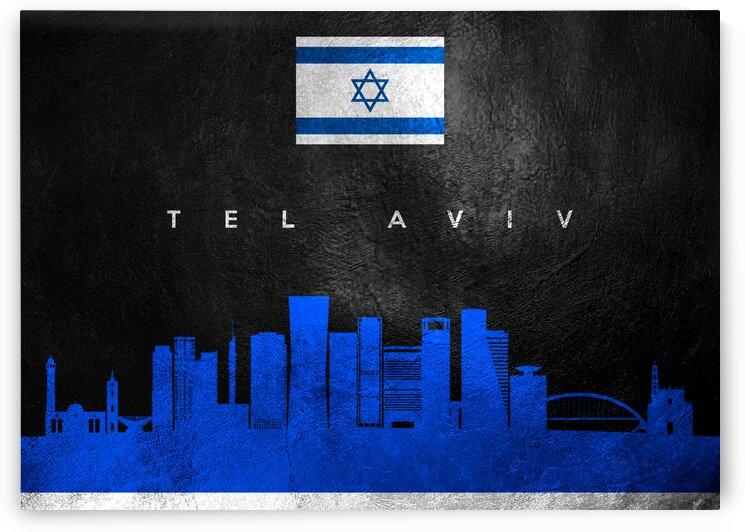 tel aviv skyline by ABConcepts