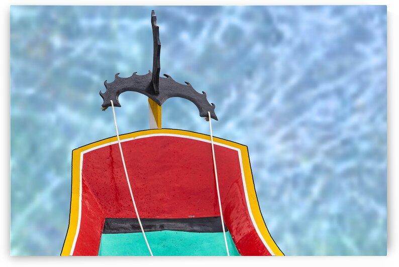 Boat - CXIII by Carlos Wood
