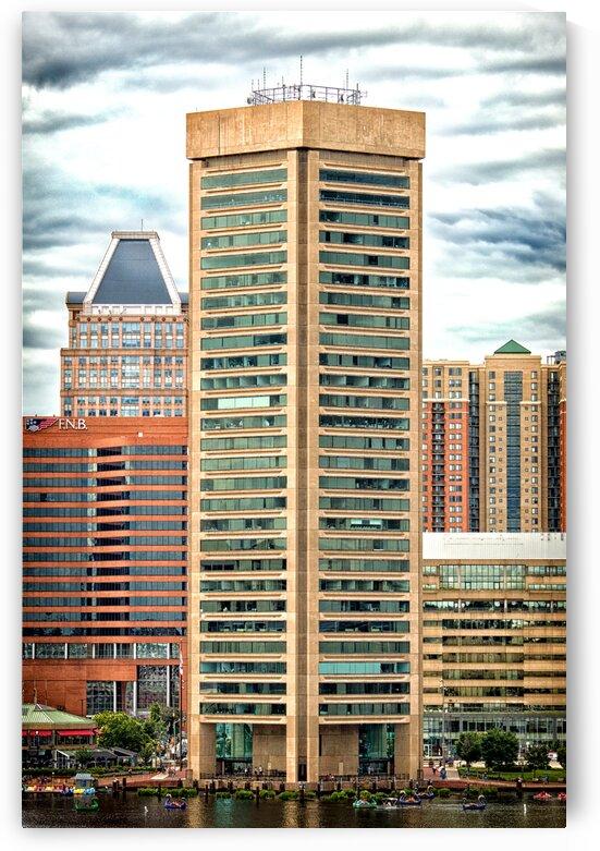baltimore world trade center vert DSC 0099 by Bill Swartwout Photography