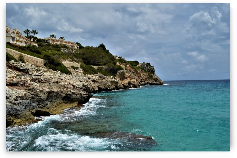 Balearic Sea  by Pixcellent Adventures