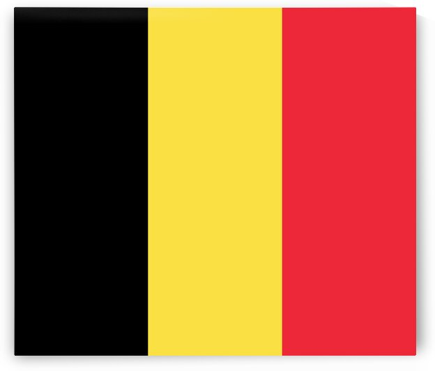 Belgium Flag by Fun With Flags