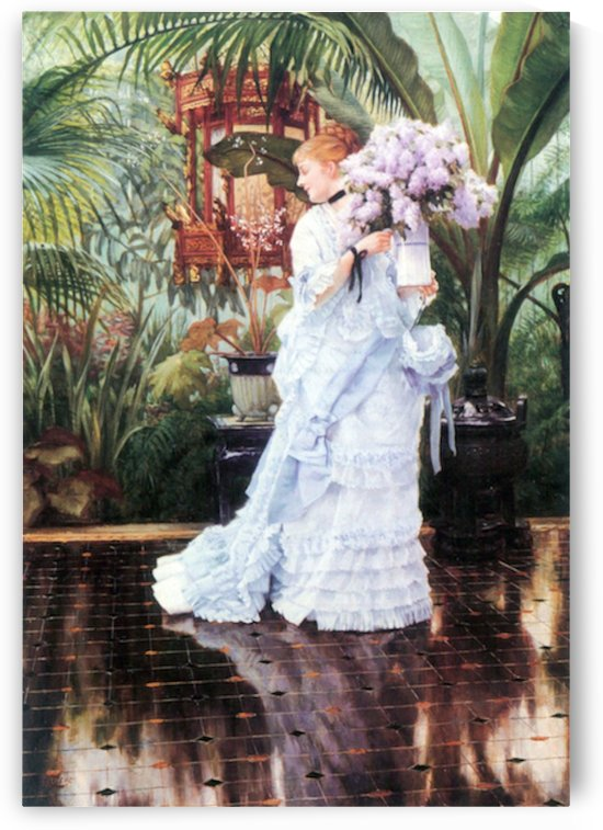 The elder Strauss by Tissot by Tissot