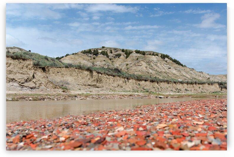 Little Missouri River  by M Kenitzer