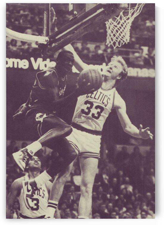 1986 Michael Jordan vs. Celtics 63 Point Game by Row One Brand