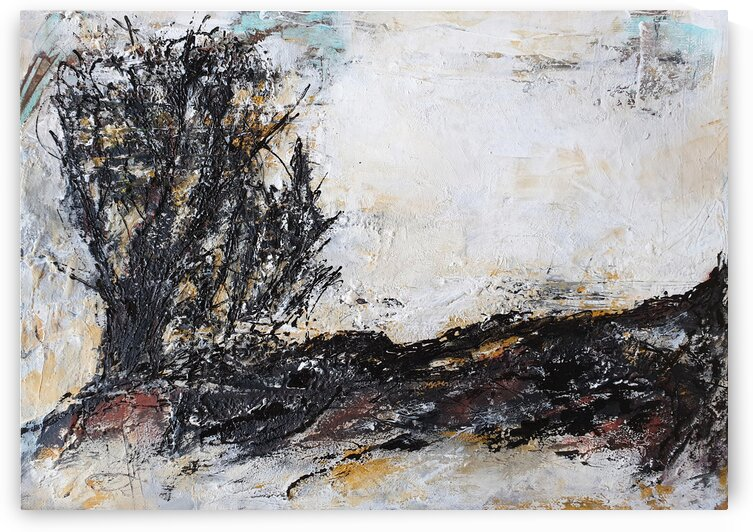 Neutral landscape by Iulia Paun ART Gallery