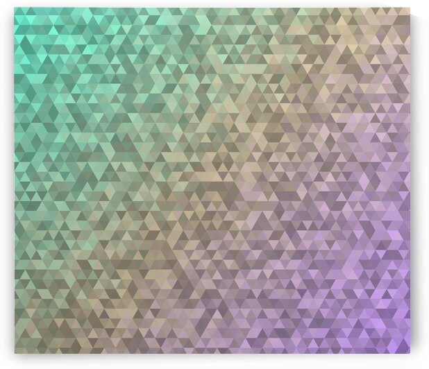 Glitter Orange Modern Pattern by rizu_designs