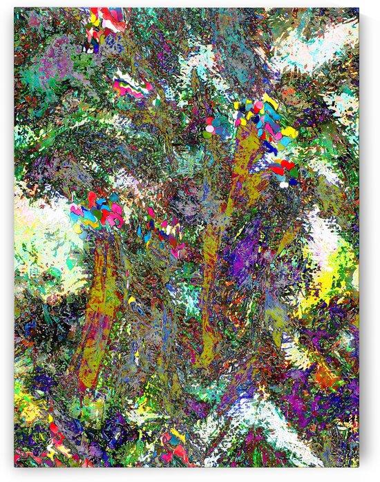 Treesome by Helmut Licht