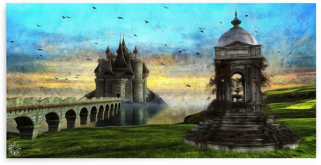 Height of Land by ChrisHarrisArt