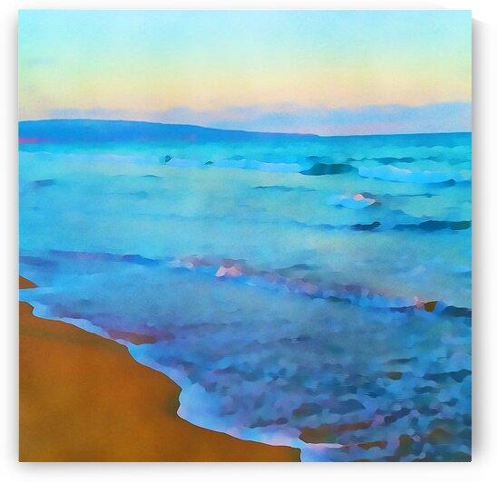 manhattan beach art by Pierce Anderson