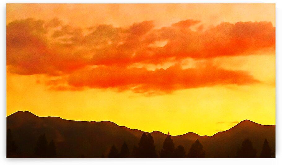 california sky by Pierce Anderson