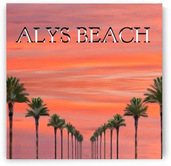 ALYS BEACH by Nancy Calvert