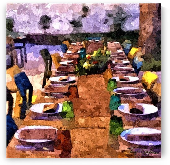 FAMILY EATS by ANTONIO EPIFANI