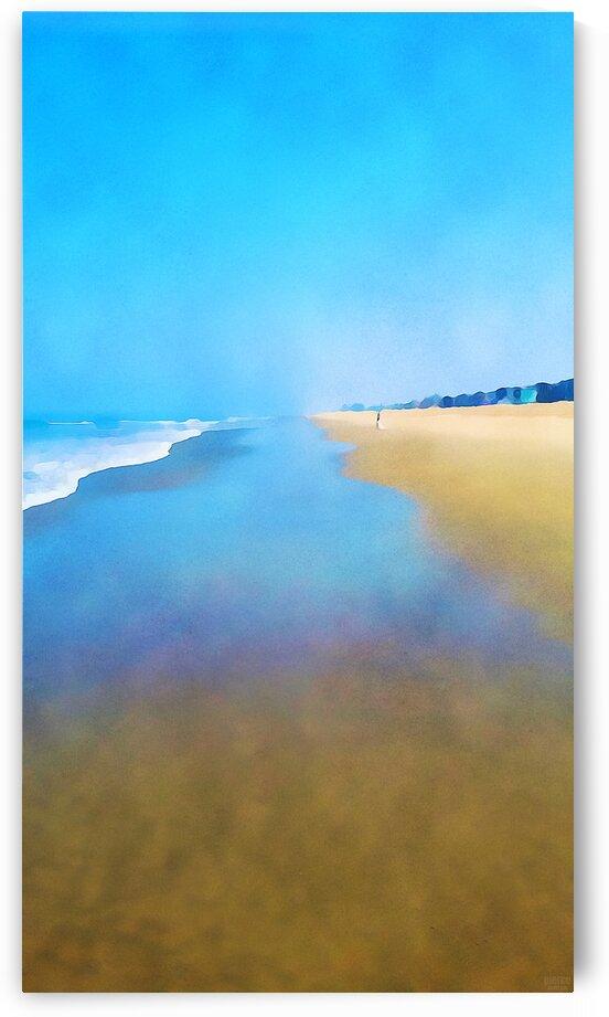 Manhattan Beach Pathway by Pierce Anderson