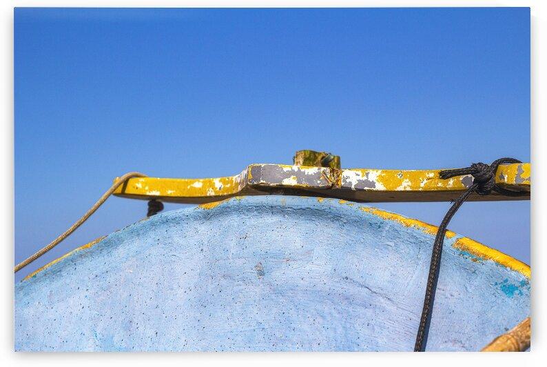 Boat - CXLII by Carlos Wood