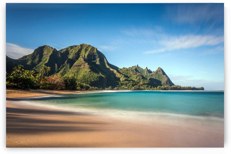 Makua Beach Kauai by Pierre Leclerc Photography