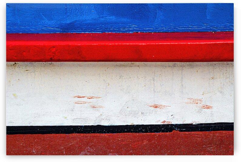 Boat - CXLVI by Carlos Wood