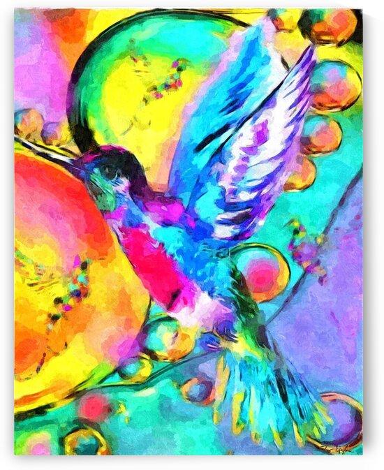 HUMMING-BIRD  by ANTONIO EPIFANI