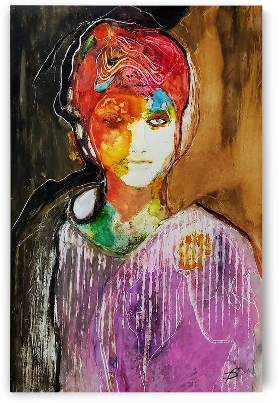 Ophelie 1 by Francyne Plante artiste