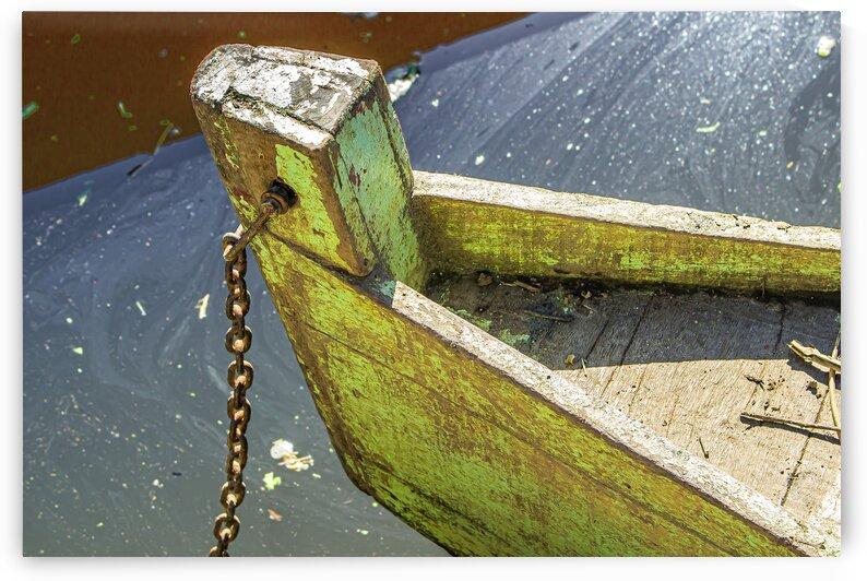 Boat - CXLIII by Carlos Wood