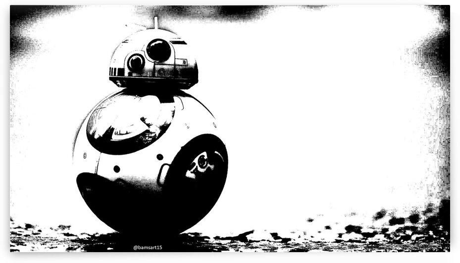 BB-8 by Bam Wilcox