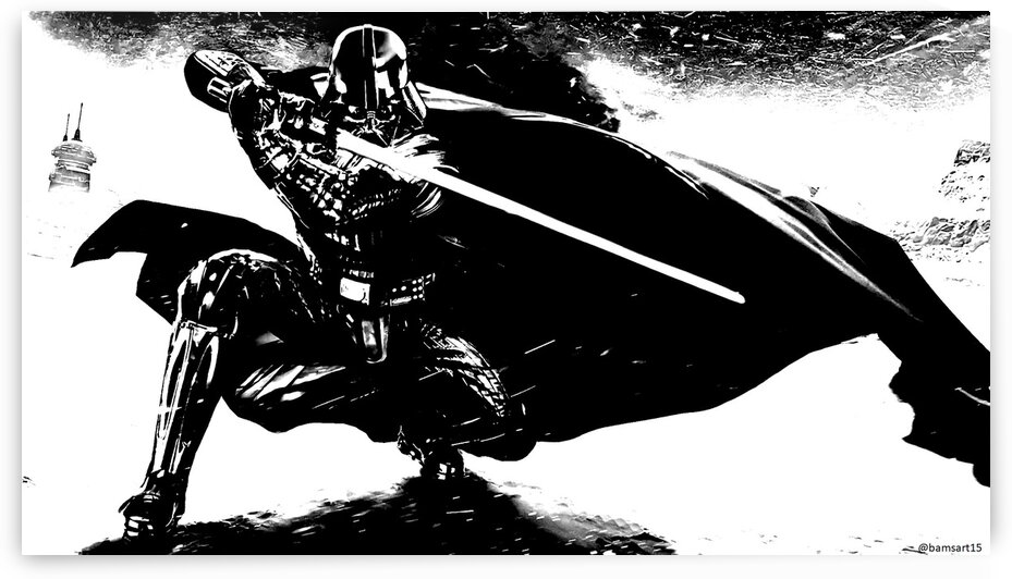Darth Vader by Bam Wilcox