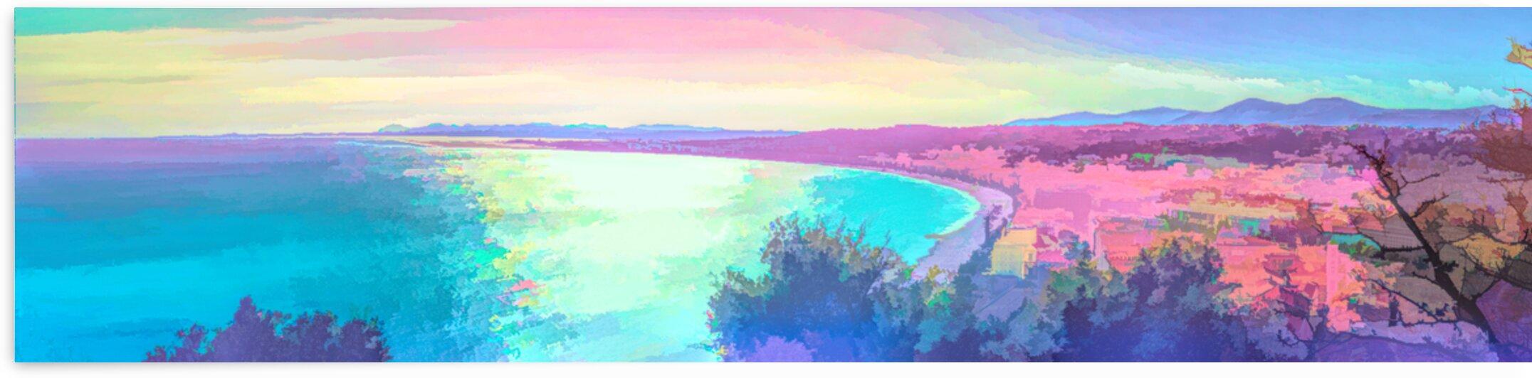 top panorama nice beach studio 3 by realimpressions