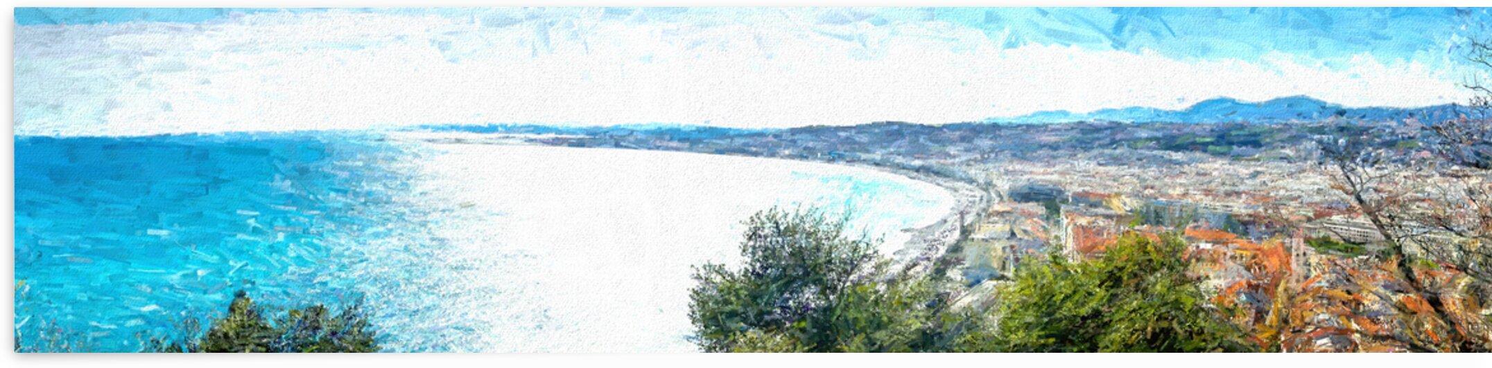 top panorama nice beach studio 2 by realimpressions