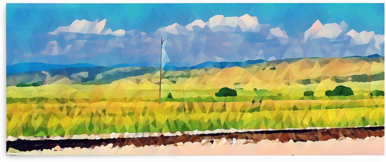 colorado skies by Pierce Anderson