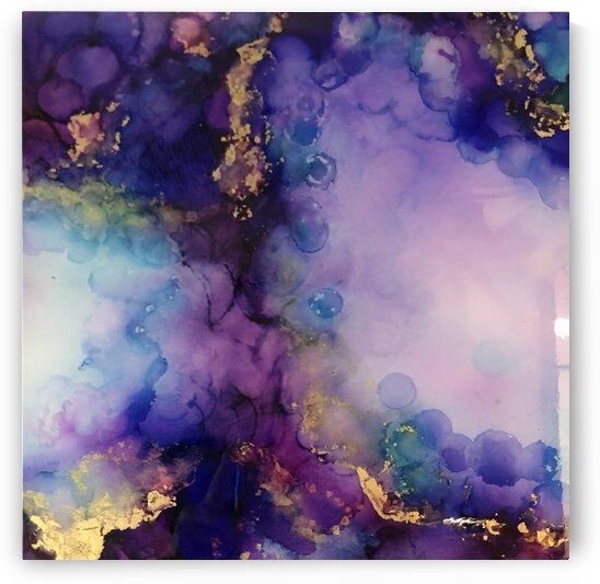 Aubergine Dreams by Susan Peters