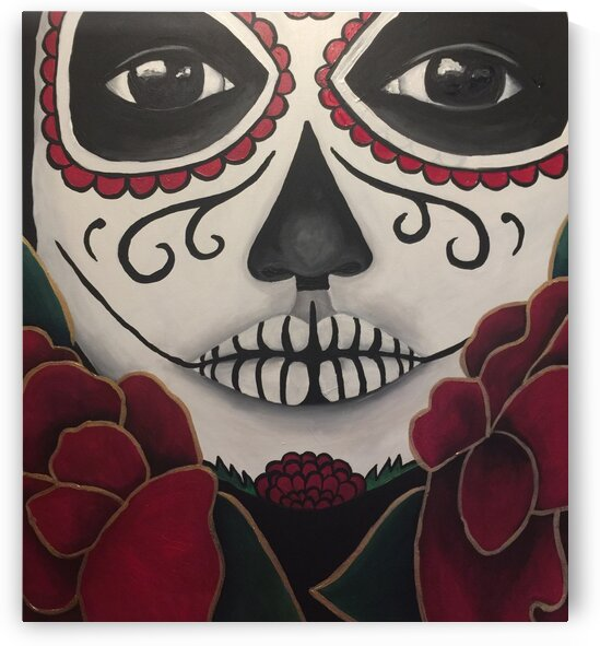 Day of the Dead by Susan Peters