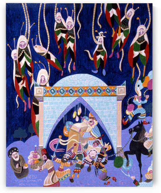 1994 023 by Baruch Nachshon