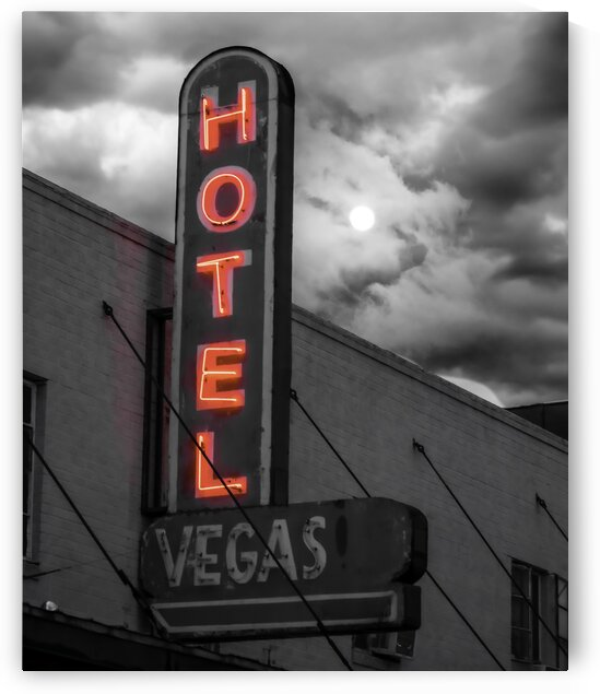 HOTEL VEGAS by ART by OHC