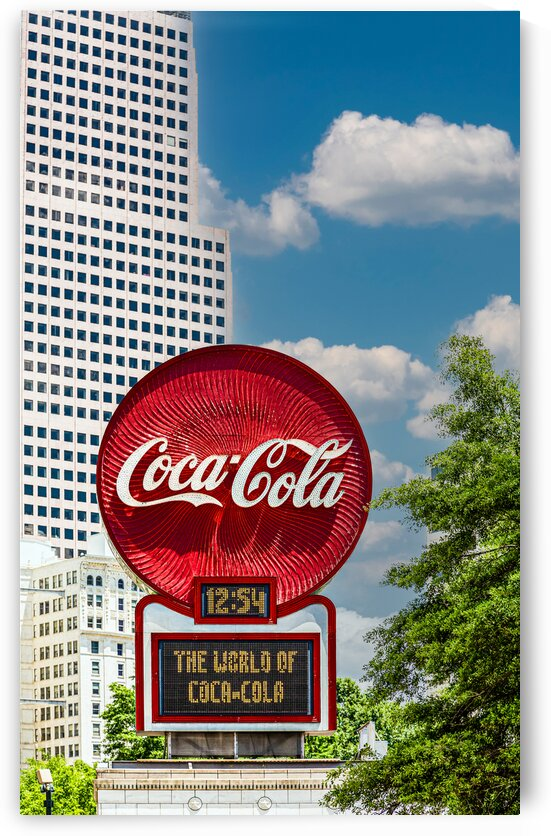 Coca Cola World of Coke Edit by Darryl Brooks