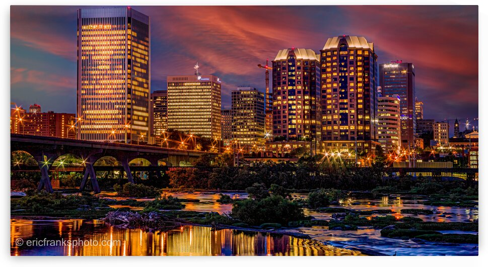 Richmond VA 3  by Eric Franks Photography