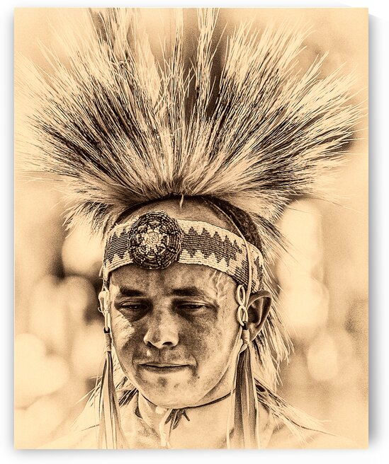 Native American 7 by Eric Franks Photography