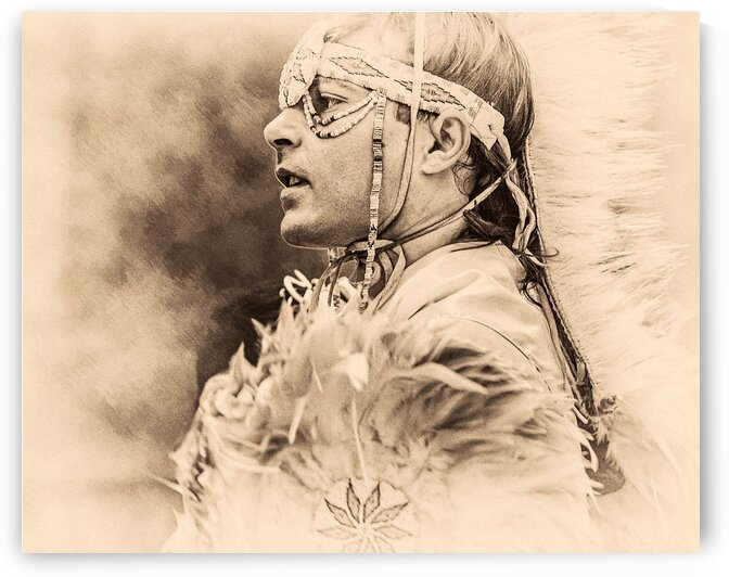 Native American 6 by Eric Franks Photography