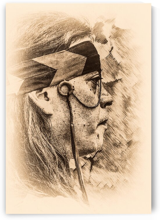 Native American 9 by Eric Franks Photography