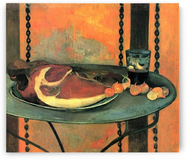 The Ham by Gauguin by Gauguin