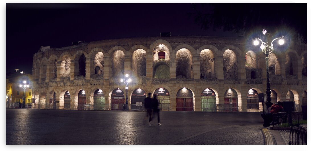 Italian Arena di Verona Italy by Atelier Knox