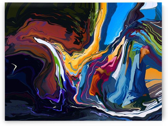 Blue Monaco by Sarah Butcher