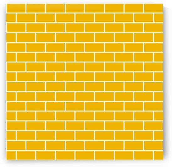 Yellow Brick Pattern by rizu_designs
