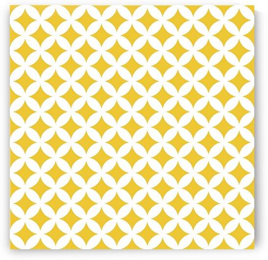 Sandal Retro Circle Pattern by rizu_designs