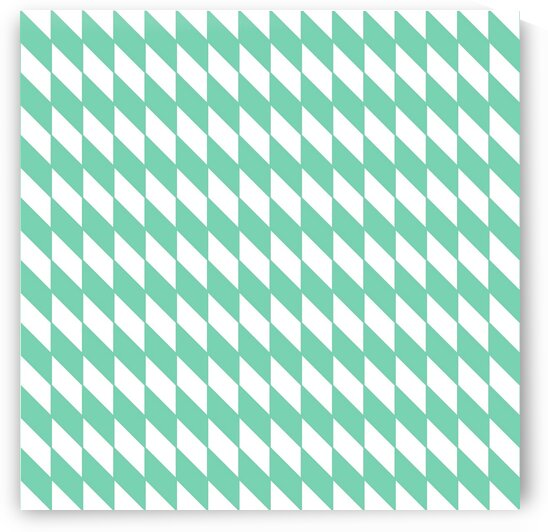 Light Green Checkers Pattern by rizu_designs