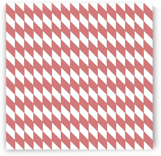 Baby Pink Checkers Pattern by rizu_designs