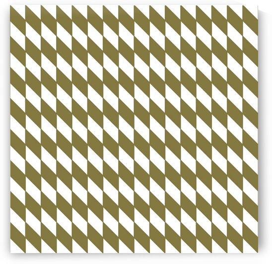 Dark Green Checkers Pattern by rizu_designs