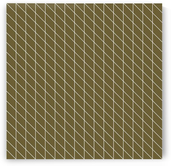 Military Green Checkers Pattern by rizu_designs
