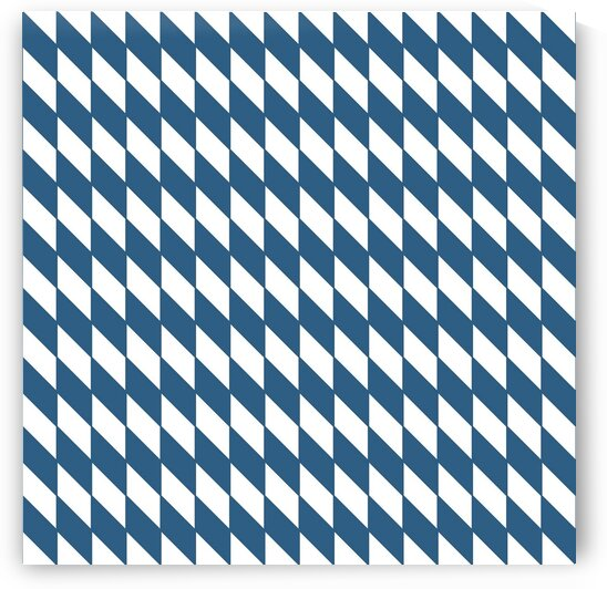 Navy Blue Checkers Pattern by rizu_designs