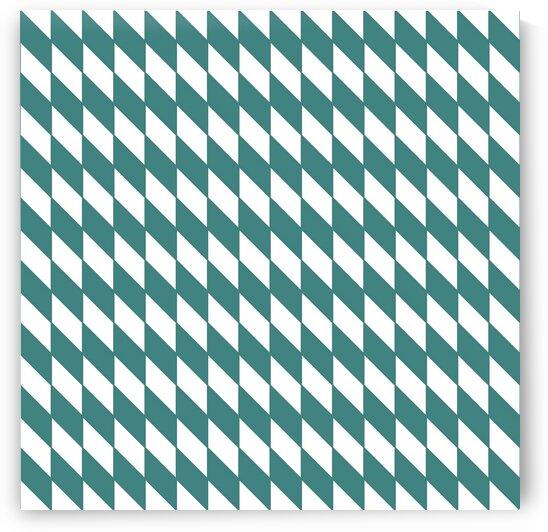 Light Green Checkers Pattern by rizu_designs
