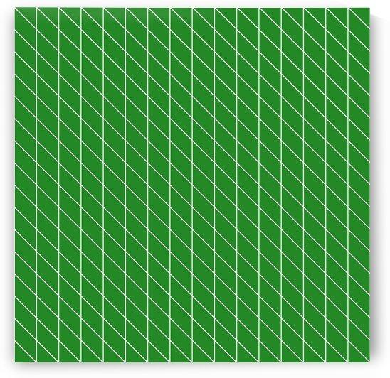 Green Checkers Pattern by rizu_designs