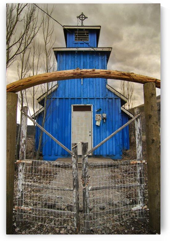 Dog Creek Church by Forgotten British Columbia